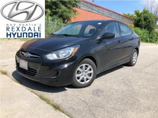 Used 2014 Hyundai Accent GLS PKG, DEMO for sale in Toronto, ON