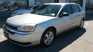 Used 2004 Chevrolet Malibu Maxx LS for sale in Guelph, ON