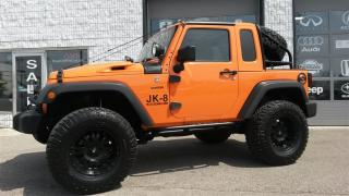 Used 2012 Jeep Wrangler SPORT for sale in Guelph, ON