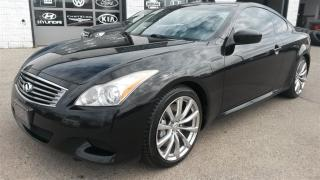 Used 2008 Infiniti G37 Sport for sale in Guelph, ON