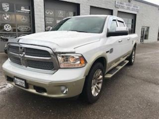 Used 2014 RAM 1500 6.6 BOX Long horn linex liner fifth wheel hitch for sale in Guelph, ON