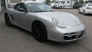 Used 2008 Porsche Cayman Base for sale in Guelph, ON