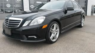 Used 2011 Mercedes-Benz E-Class E350 4MATIC for sale in Guelph, ON