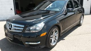 Used 2012 Mercedes-Benz C-Class C250 4MATIC for sale in Guelph, ON