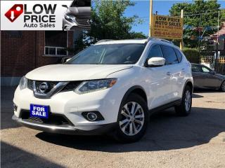 Used 2014 Nissan Rogue SV*PanoramicRoof*HtdSeats*Camera*FullOpti* for sale in York, ON