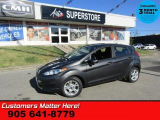 Used 2015 Ford Fiesta SE  BLUETOOTH, POWER GROUP,  ALLOYS for sale in St Catharines, ON