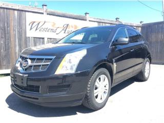 Used 2012 Cadillac SRX - for sale in Stittsville, ON