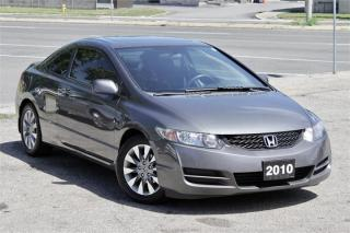 Used 2010 Honda Civic for sale in Scarborough, ON