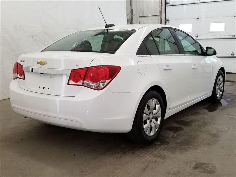 Used 2015 Chevrolet Cruze Lt A/c Bluetooth for Sale in Saint-georges ...