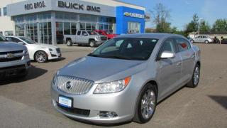 Used 2011 Buick LaCrosse CXL / $206.00 bi-weekly for 48mths for sale in Arnprior, ON