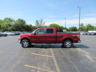 Used 2010 Ford F-150 XLT CREW 4X4 for sale in Cayuga, ON