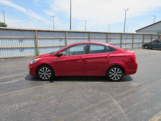 Used 2015 Hyundai ACCENT GLS FWD for sale in Cayuga, ON