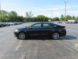 Used 2016 Ford Fusion Titanium AWD for sale in Cayuga, ON