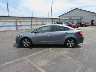 Used 2018 Kia FORTE LX+ FWD for sale in Cayuga, ON