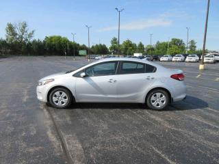 Used 2018 Kia Forte LX FWD for sale in Cayuga, ON