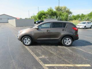 Used 2012 Kia Sportage LX FWD for sale in Cayuga, ON