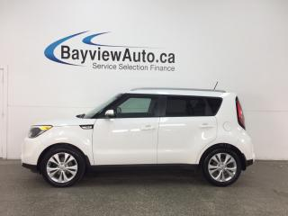Used 2014 Kia Soul EX - ALLOYS! HTD SEATS! A/C! BLUETOOTH! CRUISE! for sale in Belleville, ON
