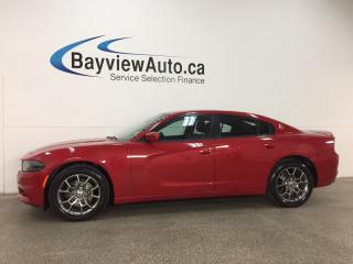 Used 2017 Dodge Charger - ALLOYS! REM START! SUNROOF! BEATS! BSA! U-CONNECT! for sale in Belleville, ON