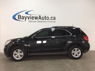 Used 2015 Chevrolet Equinox 1LT - HITCH! HTD SEATS! REVERSE CAM! ON STAR! MY LINK! for sale in Belleville, ON