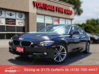 Used 2014 BMW 320i xDrive Sport Line.Camera. Blind Assist for sale in Toronto, ON