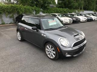 Used 2010 MINI Cooper S Cuir Toit Pano for sale in Saint-constant, QC