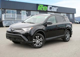 Used 2017 Toyota RAV4 LE AWD | HEATED SEATS | BACK UP CAM for sale in Fredericton, NB