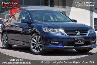 Used 2015 Honda Accord Sport One Owner|Bluetooth|Rearview Camera for sale in Pickering, ON