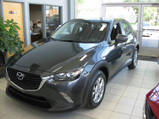 Used 2017 Mazda CX-3 GS AWD NAVIGATION MAGS for sale in Trois-Rivières, QC