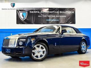 Used 2011 Rolls Royce Phantom Drophead Coupe for sale in Aurora, ON