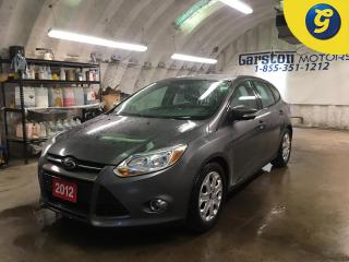 Used 2012 Ford Focus SE*HATCH*HEATED FRONT SEATS*AM/FM/CD/AUX*FOG LIGHTS*KEYLESS ENTRY*CLIMATE CONTROL*CRUISE CONTROL* for sale in Cambridge, ON