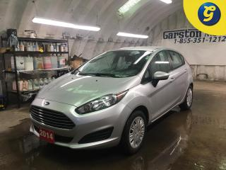 Used 2014 Ford Fiesta S*POWER MIRRORS*AM/FM/CD/AUX*Radio w/Seek-Scan, Clock, Speed Compensated Volume Control and Radio Data System*Light Tinted Glass*Fixed Rear Window w/F for sale in Cambridge, ON