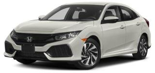 New 2018 Honda Civic Hatchback LX CVT for sale in Scarborough, ON
