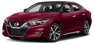 New 2018 Nissan Maxima SL CVT for sale in Whitby, ON