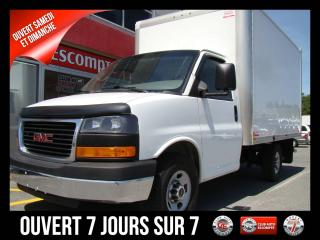Used 2014 GMC Savana 3500 Cube 12 Pieds Comme Neuf for sale in Mascouche, QC