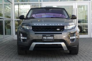 Used 2015 Land Rover Evoque Dynamic Loaded! for sale in Vancouver, BC