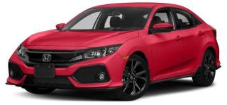 New 2018 Honda Civic Hatchback Sport 6MT for sale in Scarborough, ON