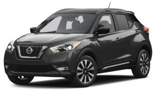 New 2018 Nissan Kicks SR CVT for sale in Whitby, ON