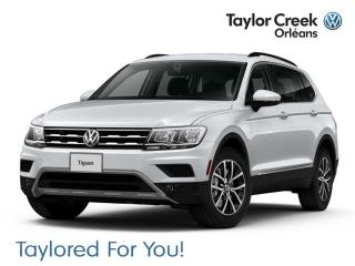 New 2018 Volkswagen Tiguan Comfortline 2.0T 8sp at w/Tip 4M for sale in Orleans, ON