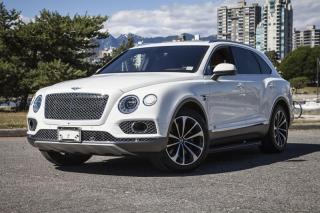 Used 2017 Bentley Bentayga W12 *SALE ON NOW! for sale in Vancouver, BC