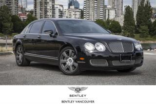 Used 2006 Bentley Continental Flying Spur *Fully Serviced! for sale in Vancouver, BC