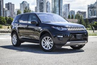 Used 2017 Land Rover Discovery Sport HSE for sale in Vancouver, BC