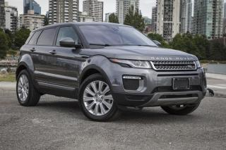 Used 2017 Land Rover Evoque SE for sale in Vancouver, BC
