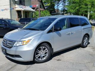 Used 2011 Honda Odyssey EX for sale in St Catharines, ON