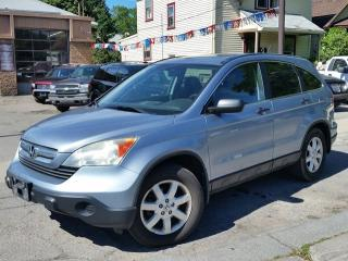 Used 2007 Honda CR-V EX 4WD for sale in St Catharines, ON