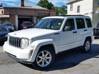 Used 2010 Jeep Liberty LIMITED EDITION 4X4 for sale in St Catharines, ON