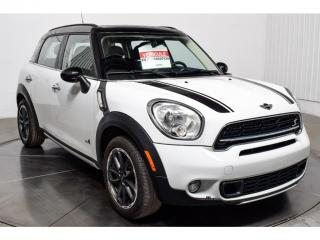 Used 2015 MINI Cooper Countryman S Awd Cuir Toit Pano for sale in L'ile-perrot, QC