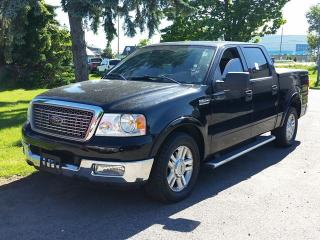 Used 2004 Ford F-150 Lariat for sale in Gloucester, ON