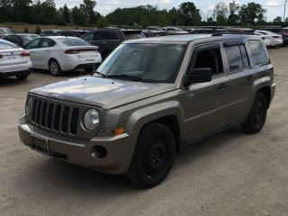 Used 2008 Jeep Patriot SPORT for sale in Mississauga, ON