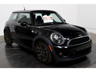 Used 2013 MINI Cooper S Bayswater Edition for sale in L'ile-perrot, QC