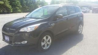 Used 2013 Ford Escape SE  AWD for sale in Beaverton, ON